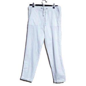 3 for $20 Max jeans | skimmer fit linen capri pant